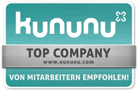 Kununu Top Company - KLQC IT GmbH