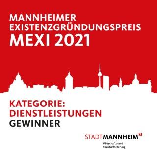 MEXI 2021 Gewinner KLQC IT GmbH
